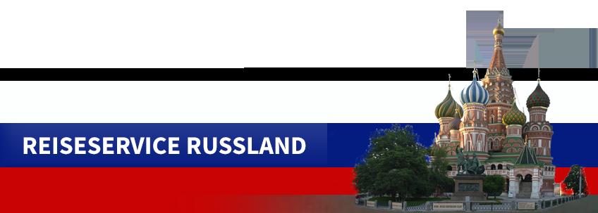Reiseservice Russland -